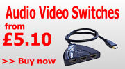 Audio Video Switches