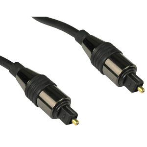 15m Optical Audio Cable - TOSLink Spdif Cable