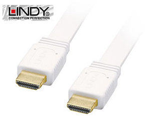 2m White Hdmi 1.3 Cable 1080p Full HD 41162