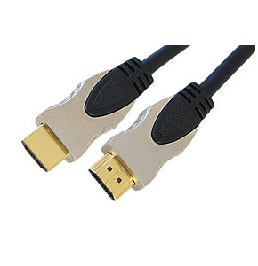 2m Hdmi High Speed Cable - Truesignal High Speed - Gold Plated