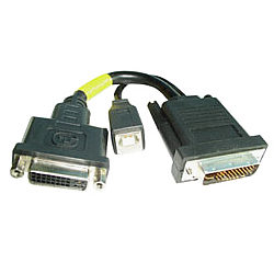 DVI to M1-DA Adapter Cable by Lindy