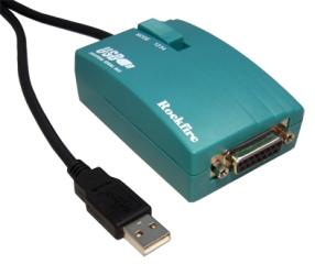 USB To Low Density D15 Pin Joystick Adaptor
