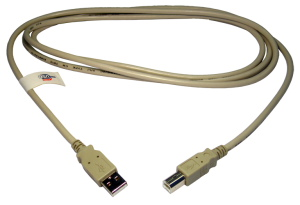 2M USB 2.0 A To B Data Cable
