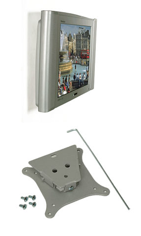 B-Tech BT7510 LCD Wall Mount - TV and Monitor