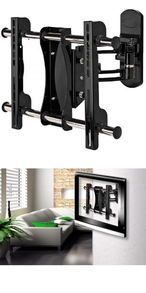 Toshiba 32RV635D  	    Full Motion TV Wall Bracket