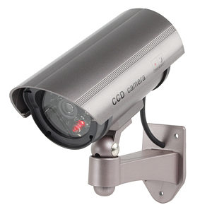 Image of Konig Dummy CCTV Camera Outdoor 3 Volt