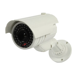 Image of Konig Dummy CCTV White with LED
