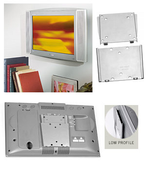 Omnimount QM100F LCD Wall Mount