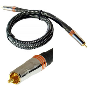 Profigold PGD4000 Oxypure 0.75m Digital Audio Cable
