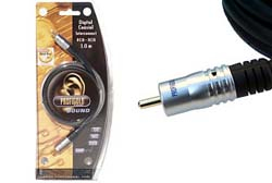 Profigold PGD481 1m Digital Coaxial Cable