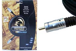 Profigold PGD489 10m Digital Coaxial Cable