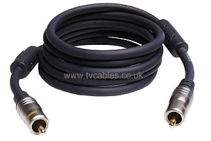 Profigold PGV6035 5.0m Composite Video Cable