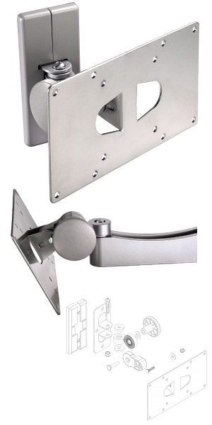 Tilt Swivel TV Wall Mount 10&quot; - 32&quot;
