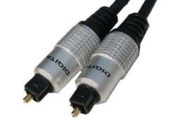2m Toslink Cable - Toslink Optical Cable