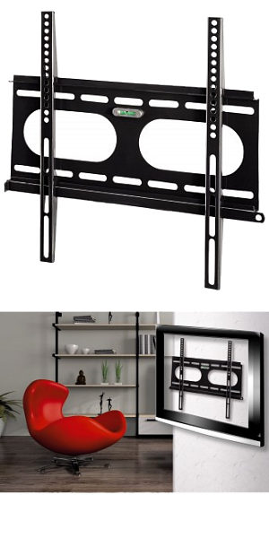 Ultra Slim TV Wall Bracket