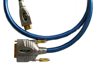 Ixos XHT408-500 5m DVI to HDMI Cable