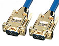 15m Premium Gold VGA / SVGA Cable - Lindy 37749