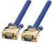 0.5m Premium Gold VGA Cable