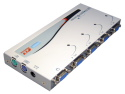 Compact 4 Port KVM Switch