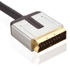 Profigold PROV7105 High Performance SCART Interconnect 5m