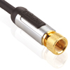 Profigold PROV9007 High Performance Digital Coaxial Antenna Interconnect 7.5 m