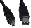 2M Firewire 400 Data Cable 6 Pin to 4 Pin