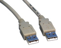 3M USB 2.0 A To A Data Cable