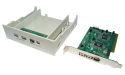 USB 2.0 Firewire Combo Bay Kit