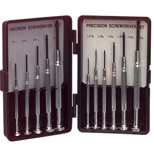 Image of 11 Piece Precision Screwdriver Set