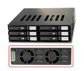 how to run 2 hard drives