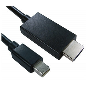 1m Mini Displayport to HDMI Cable
