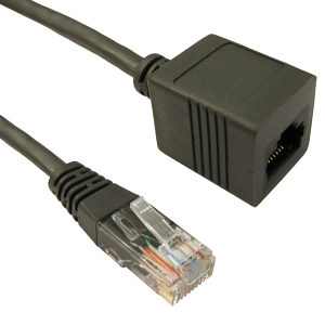 CAT5e Network Extension Cable, 2m