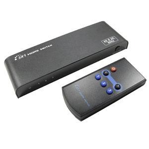 3 Port Remote Control HDMI Switch HDMI 2.0 HDCP 2.2 4k