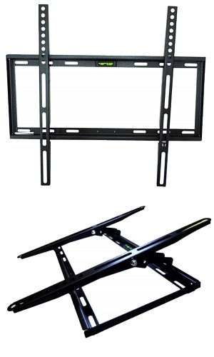 Slim Line Tilting TV Mount 600 x 400  32-60 35kg