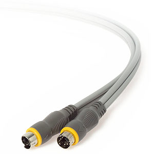 1m S-Video Cable