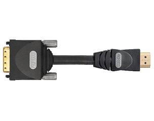 2m HDMI to DVI Cable Profigold PGV1102