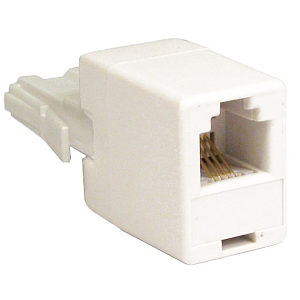 BT Plug  RJ11 Socket Adapter
