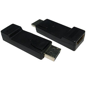 Displayport to HDMI Adapter Display Port Male to HDMI Female