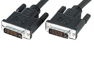 10m DVII Dual Link Cable Analogue & Digital DVI