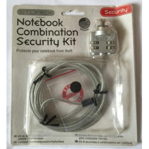 Image of Notebook Combination Security Kit