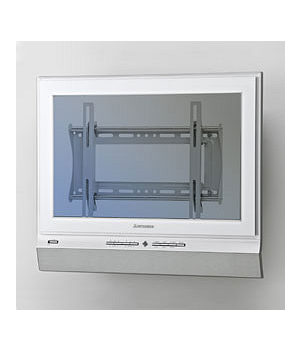 Omnimount U2F Universal Fixed LCD and Plasma Mount OMU2FEU