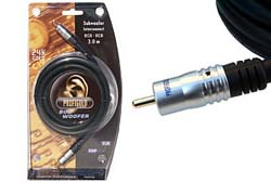 Profigold PGA4103 3m Subwoofer Cable