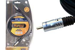Profigold 5m Subwoofer Cable PGA4105 RCA - RCA Gold Plated OFC