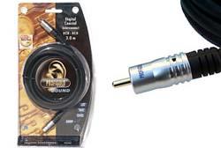 Profigold PGD483 3m Digital Coaxial Cable