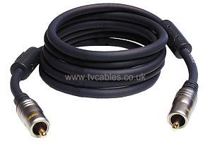 Profigold PGV6032 1.5m Composite Video Cable