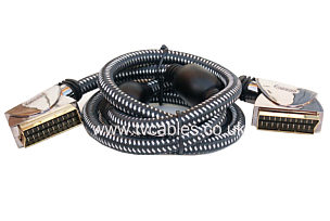 Profigold PGV7500 Oxypure 1.5m RGB Only Scart Lead