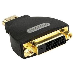 Profigold PGP1101 Premium DVI to HDMI Adapter DVI Female HDMI Male