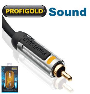 5m Digital Audio Cable - Coaxial Profigold PROA4805