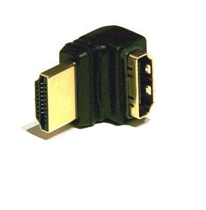 Right Angle HDMI adapter 270 Degree
