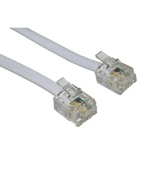 RJ11 to RJ11 Cable 3m ADSL Modem Cable